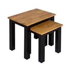 Copenhagen-Nest-of-Tables-Black-Frame-Oiled-Wood-2.jpg