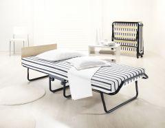 JAY-BE Jubilee Folding Metal Guest Bed & Airflow Mattress - 2ft6