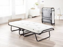 JAY-BE Supreme Automatic Folding Guest Bed & Mattresses - 2ft6 Small Single + Pocket Sprung Mattress