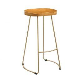 Bailey-Pine-Wood-Seat-Gold-Effect-Leg-Bar-Stool.jpg