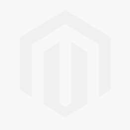 Baumhaus La Reine Low Open Bookcase - Solid Mahogany - Light Brown Laquered Finish - Assembled