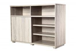 LPD Oslo Sonoma Oak Sideboard Test