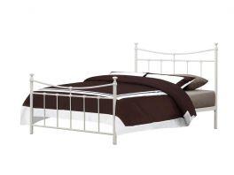 Birlea Emily Metal Bed - 3ft Single, 4ft Small Double, 4ft6 Double - Cream