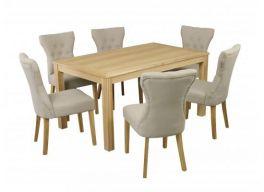Oakridge Dining Tables - Small, Medium, Large - Oak