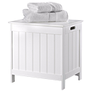 Bathroom Storage Benches & Hampers