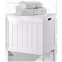 Bathroom Storage Benches & Hampers