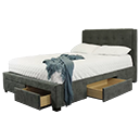 Beds with Drawers